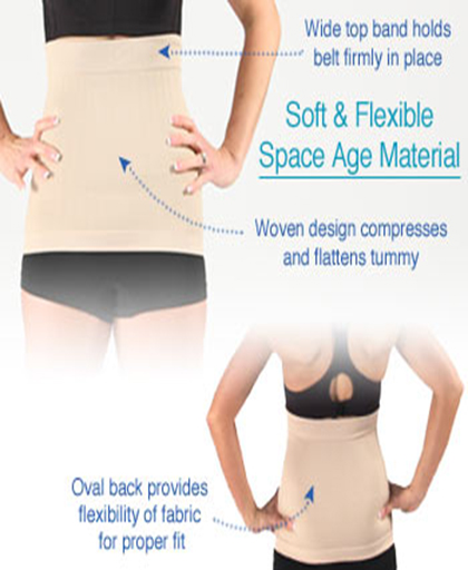 Tummy tuck slimming system scam